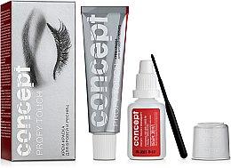 Парфумерія, косметика Крем-фарба для брів і вій - Concept Profy Touch