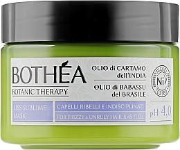 Духи, Парфюмерия, косметика Маска для непослушных волос - Bothea Botanic Therapy Liss Sublime Mask pH 4.0