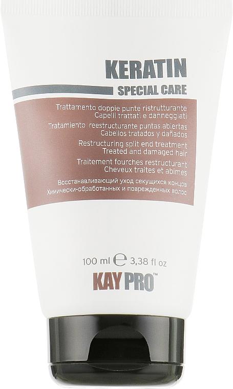 Флюид с кератином для волос - KayPro Special Care Keratin