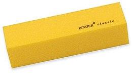 Духи, Парфюмерия, косметика Шлифовочный блок zo-EK-109, желтый - Zinger