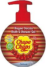 "Духи, Парфюмерия, косметика Детский гель для душа ""Вишня"" - Admiranda Chupa Chups Bath And Shower Gel"