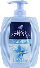 Духи, Парфюмерия, косметика Жидкое мыло - Felce Azzurra Idratante White Musk