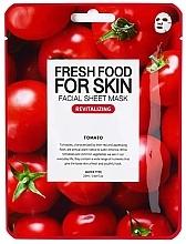 """Духи, Парфюмерия, косметика Тканевая маска для лица """"Томат"""" - Superfood For Skin Facial Sheet Mask Tomato Revitalizing"""