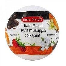 Духи, Парфюмерия, косметика Бурлящий шарик для ванны - Belle Nature