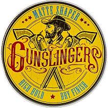 Духи, Парфюмерия, косметика Помада для укладки волос - Gunslingers Matte Shaper