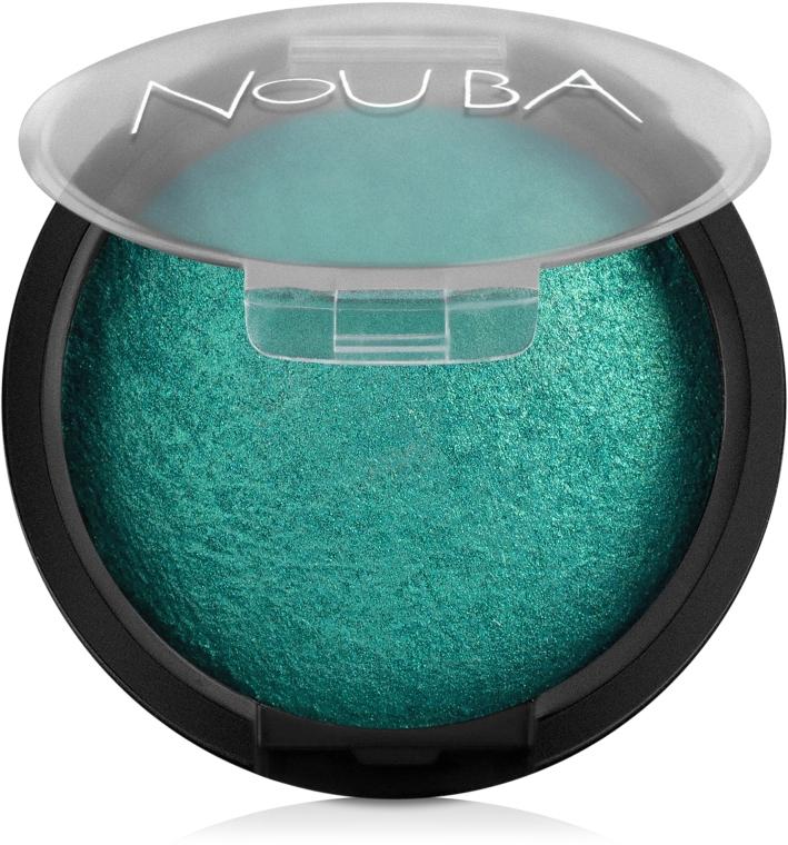 Тени для век двойного действия - NoUBA Nombra