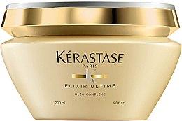 Духи, Парфюмерия, косметика Маска для волос с комплексом масел - Kerastase Elixir Ultime Cataplasme Masque