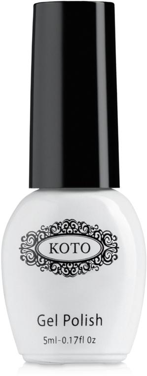 Однофазный гель-лак для ногтей - Koto Gel Polish — фото N1