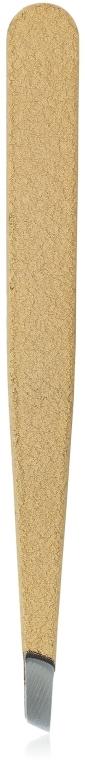 Пинцет для бровей, CTW-120, gold - Christian