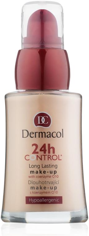 Тональный крем с коэнзимом Q10 - Dermacol 24h Control Make-Up