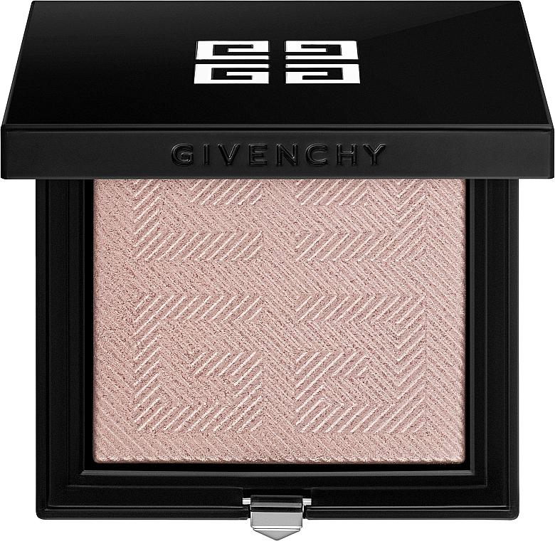 Пудра-хайлайтер для лица - Givenchy Teint Couture Shimmer Powder