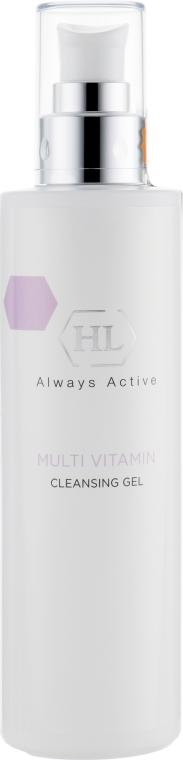 Очищающий гель для лица - Holy Land Cosmetics Multi Vitamin Cleansing Gel