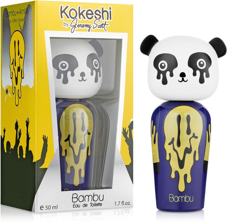 Kokeshi Parfums Bambu by Jeremy Scott - Туалетная вода