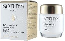 Духи, Парфюмерия, косметика Активный крем для нормальной и комбинированной кожи - Sothys Anti-Ageing Cream Grade 3