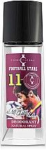 Духи, Парфюмерия, косметика Bi-Es Football Stars 11 Neymar - Парфюмированный дезодорант-спрей