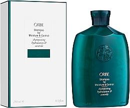 Духи, Парфюмерия, косметика Шампунь для увлажнения и контроля - Oribe Shampoo for Moisture & Control