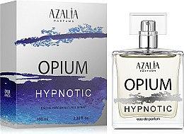 Духи, Парфюмерия, косметика Azalia Parfums Opium Hypnotic Silver - Парфюмированная вода