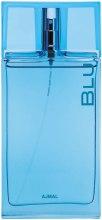 Духи, Парфюмерия, косметика Ajmal Blu - Парфюмированная вода (тестер с крышечкой)