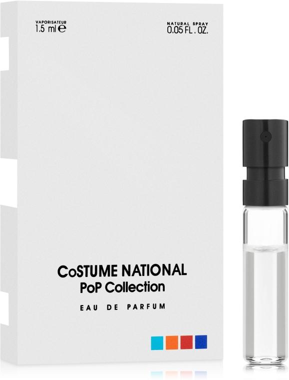 Costume National Pop Collection - Парфюмированная вода (пробник)