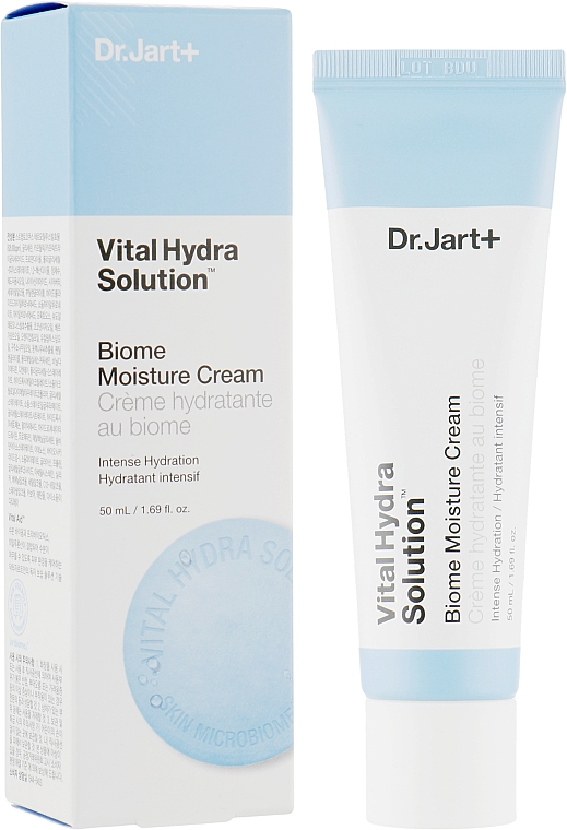 Интенсивно увлажняющий крем с пробиотиками - Dr. Jart+ Vital Hydra Solution Biome Moisture Cream