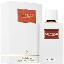 Духи, Парфюмерия, косметика Kolmaz Luxe Collection Le Mole - Парфюмированная вода