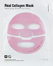 Духи, Парфюмерия, косметика Лифтинг-маска для лица с коллагеном против морщин - Meditime Neo Real Collagen Mask