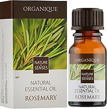 "Духи, Парфюмерия, косметика Эфирное масло ""Розмарин"" - Organique Natural Essential Oil Rosemary"