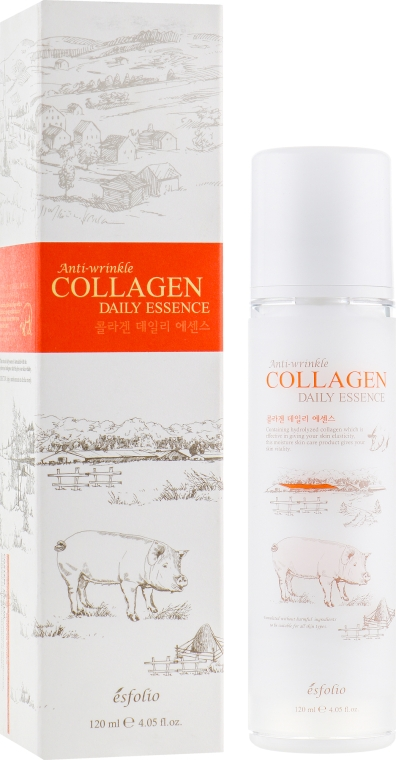 Коллагеновая эссенция - Esfolio Collagen Daily Essence