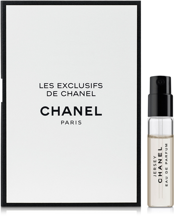 Chanel Les Exclusifs de Chanel Jersey - Парфюмированная вода (пробник)