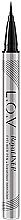 Духи, Парфюмерия, косметика Подводка для глаз - L.O.V RoyaLINER Eyeliner Pen