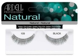 Парфумерія, косметика Накладні вії - Ardell Natural Lashes Black 109
