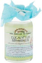 """Духи, Парфюмерия, косметика Масло для тела """"Эвкалипт"""" - Lemongrass House Eucalyptus Body & Massage Oil"""