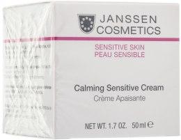 Духи, Парфюмерия, косметика Успокаивающий крем - Janssen Cosmetics Calming Sensitive Cream