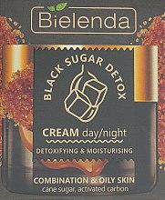 Духи, Парфюмерия, косметика Крем детокс-нормализующий - Bielenda Black Sugar Detox Cream
