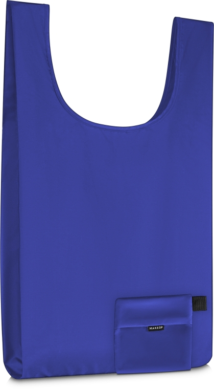"""Сумка-трансформер, синяя """"Smart Bag"""", в чехле - Makeup"""