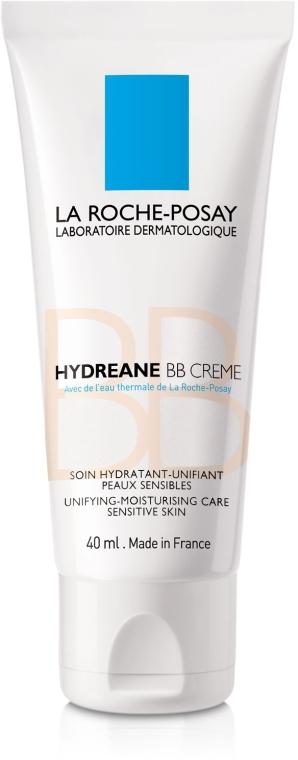 Увлажняющий BB крем для чувствительной кожи - La Roche-Posay Hydreane BB Cream