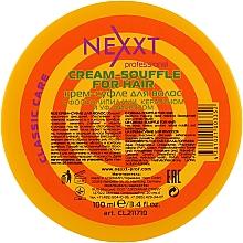 Духи, Парфюмерия, косметика Крем-суфле для укладки волос - Nexxt Professional Classic Care Cream-Souffle For Hair