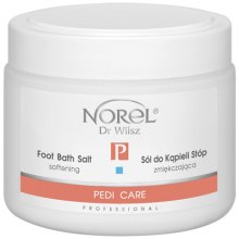 Парфумерія, косметика Сіль для ванн пом'якшувальна - Norel Softening foot bath salt