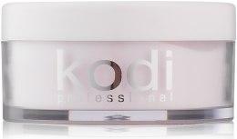 Парфумерія, косметика Швидкозастигаючий рожево-прозорий акрил - Kodi Professional Competition Pink