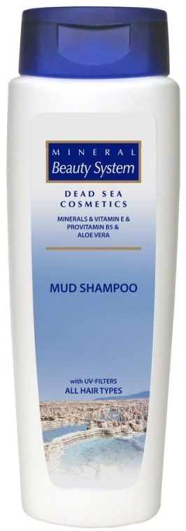 Грязевой шампунь - Mineral Beauty System Mud Shampoo