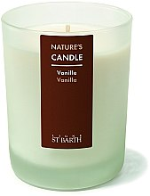 Духи, Парфюмерия, косметика Свеча парафиновая с ароматом ванили - Ligne St Barth Body