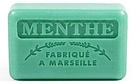 """Духи, Парфюмерия, косметика Марсельское мыло """"Мята"""" - Foufour Savonnette Marseillaise Menthe"""