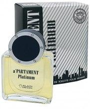 Духи, Парфюмерия, косметика Alain Aregon A'partament Platinum - Туалетная вода