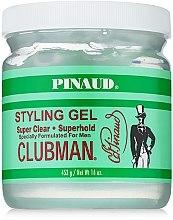 Духи, Парфюмерия, косметика Гель для укладки экстремальной фиксации - Clubman Pinaud Extreme Hold Styling Gel
