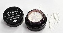 Духи, Парфюмерия, косметика Зеркальная пудра для ногтей - Nail Paint Powder Mirror Effect Canni
