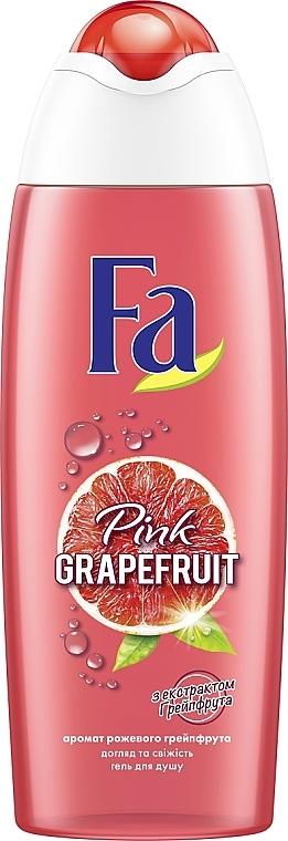 """Гель для душа """"Энергия&Витамины. Розовый грейпфрут"""" - Fa"""
