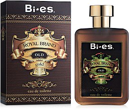 Духи, Парфюмерия, косметика Bi-Es Royal Brand Gold - Туалетная вода