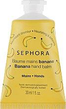 """Духи, Парфюмерия, косметика Бальзам для рук """"Банан"""" питательный - Sephora Banana Hand Balm"""