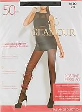 "Духи, Парфюмерия, косметика Колготки ""Positive Press"" 50 DEN, nero - Glamour"