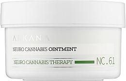 Духи, Парфюмерия, косметика Заживляющая мазь для очень сухой кожи - Arkana Neuro Cannabis Therapy Ointment
